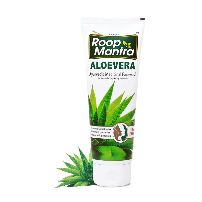 Roopmantra-ayurvedic-Facewash-For-Rough-Skin